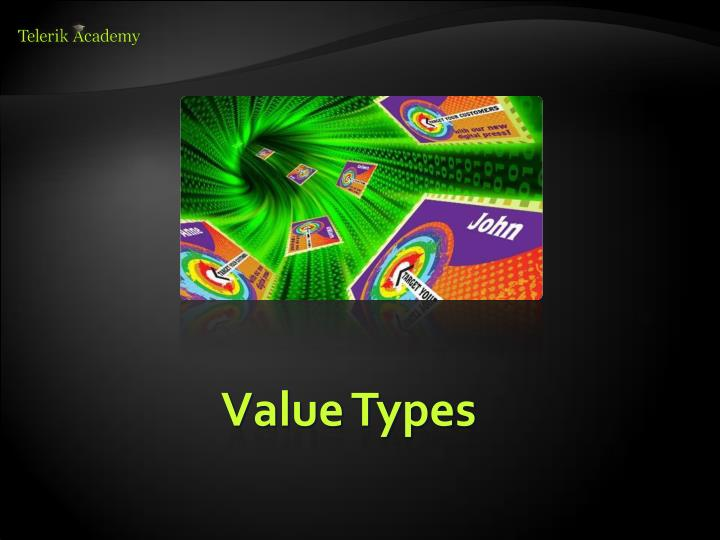 Value Types