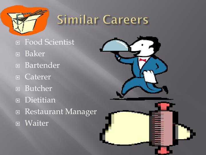 Similar Careers