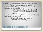 thinking historically7