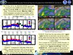 improved goes sounder retrieval algorithm accepted into noaa nesdis operations