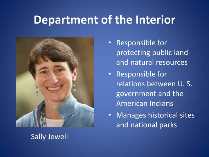 Department of the Interior