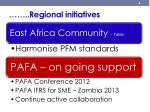 regional initiatives1