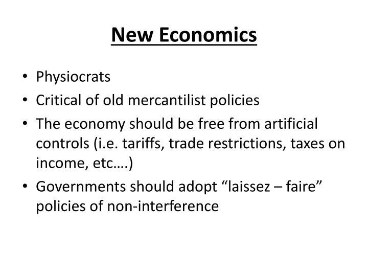New Economics