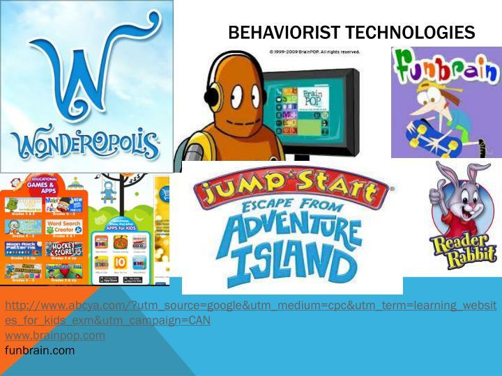 Behaviorist Technologies
