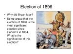 election of 18962