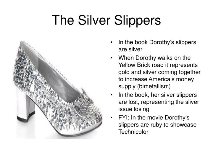 The Silver Slippers