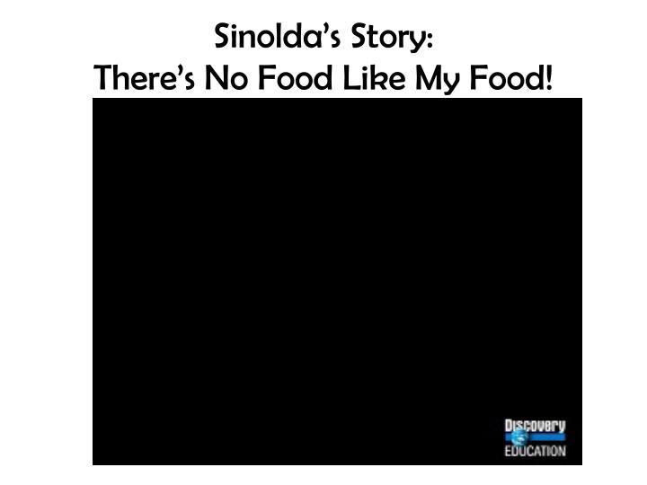 Sinolda's