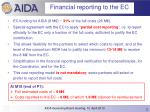 eu payments for aida2