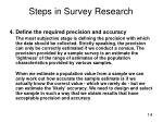 steps in survey research4
