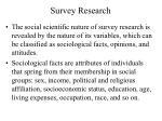 survey research1