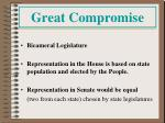 great compromise1