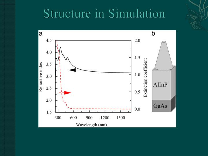 Structure in Simulation
