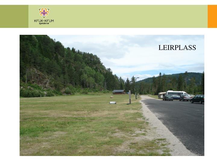 LEIRPLASS