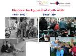 historical background of youth work2