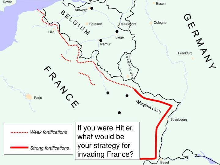 (Maginot Line)