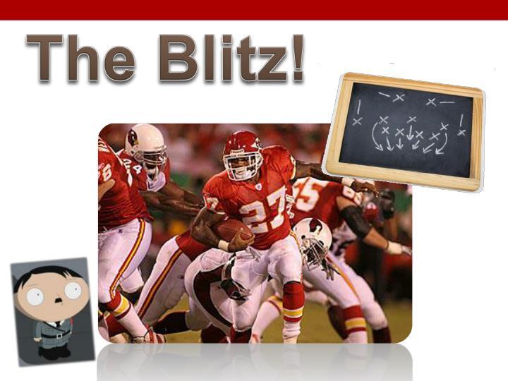 The Blitz!