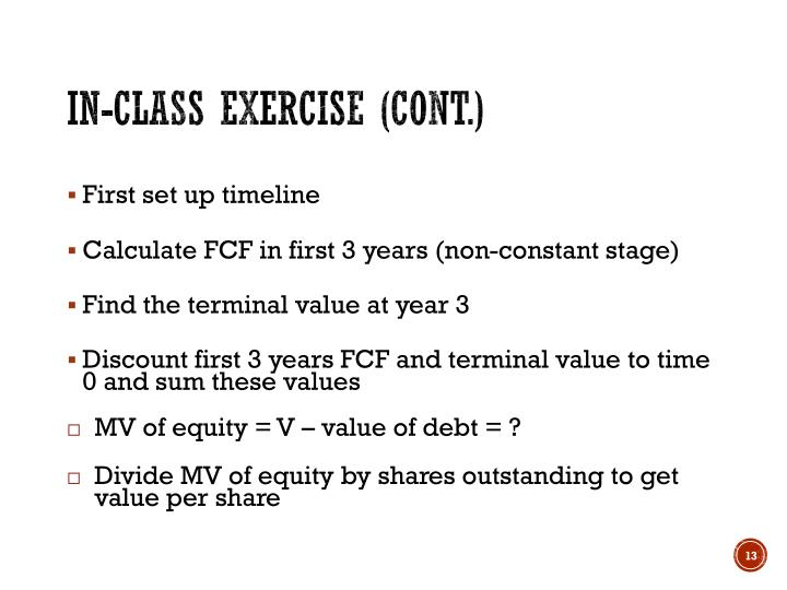 In-class exercise (cont.)