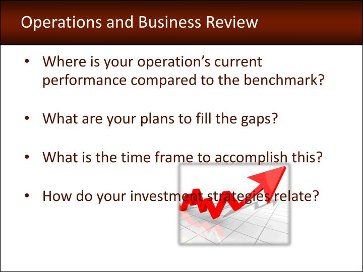 Operations and Business Review