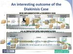 an interesting outcome of the diakinisis case