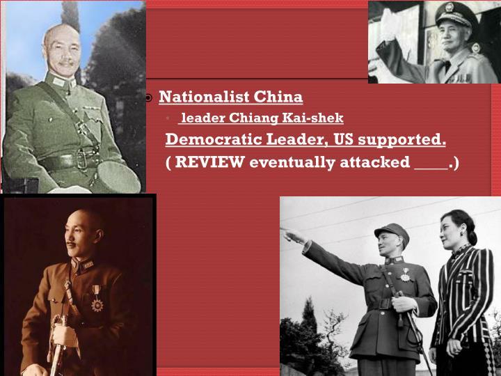 Nationalist China
