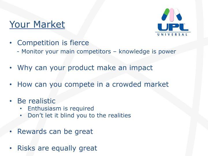 Your Market