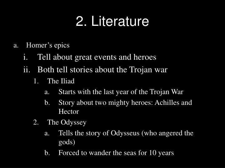 2. Literature