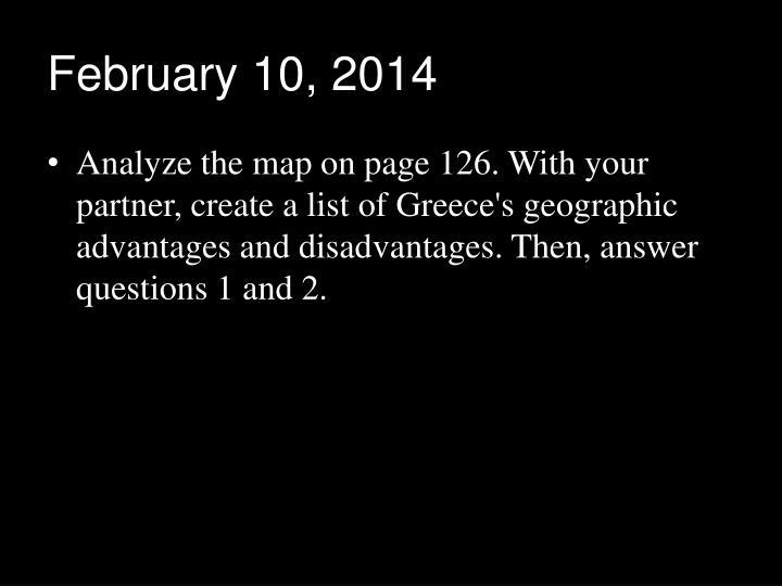 February 10, 2014
