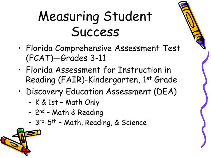Measuring Student Success