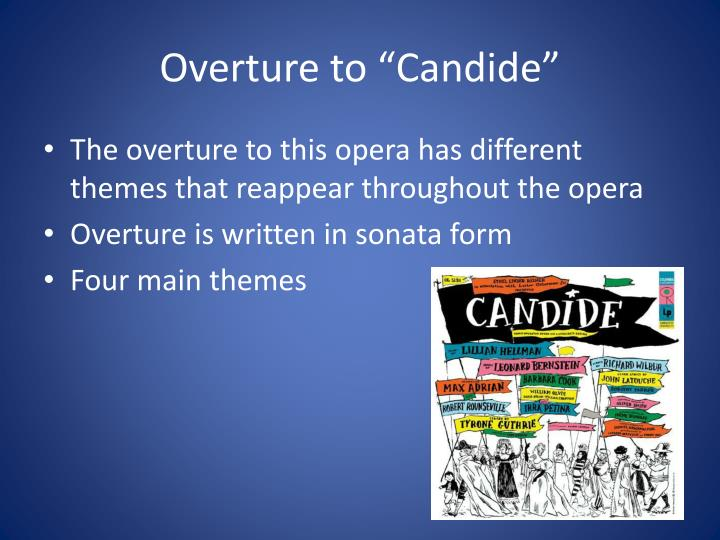 """Overture to """""""