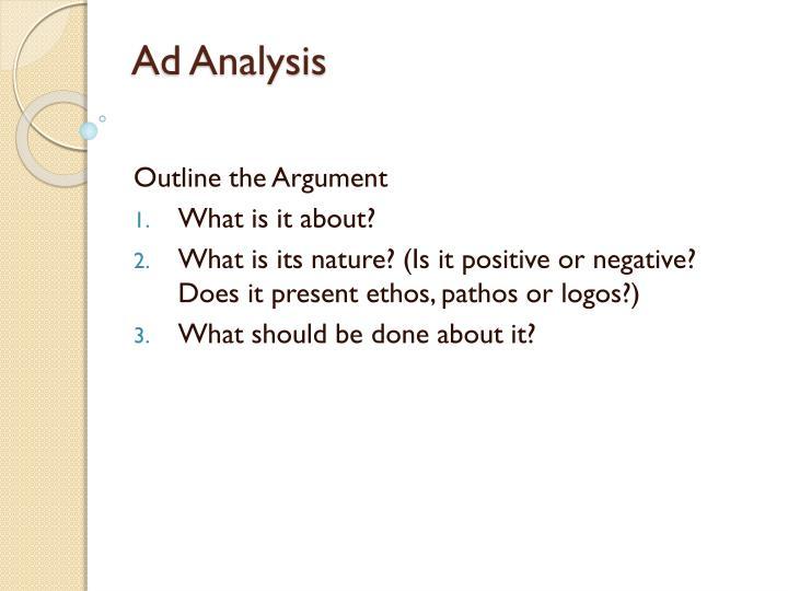 Ad Analysis