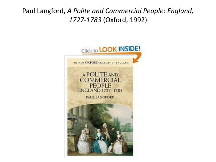 Paul Langford,