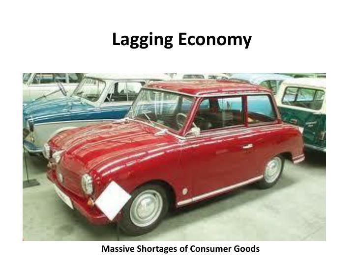 Lagging Economy