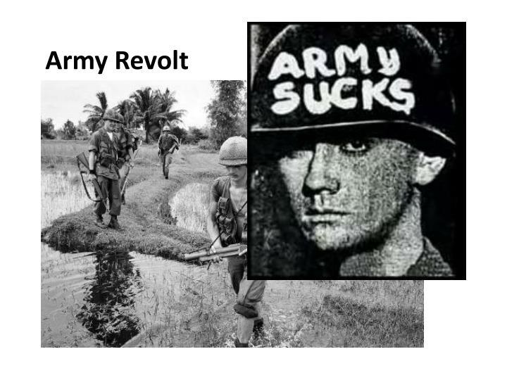 Army Revolt