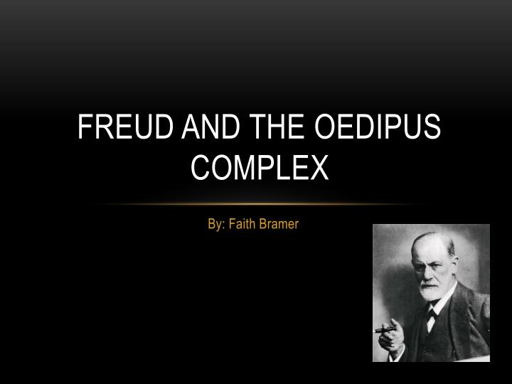 essays on oedipus complex