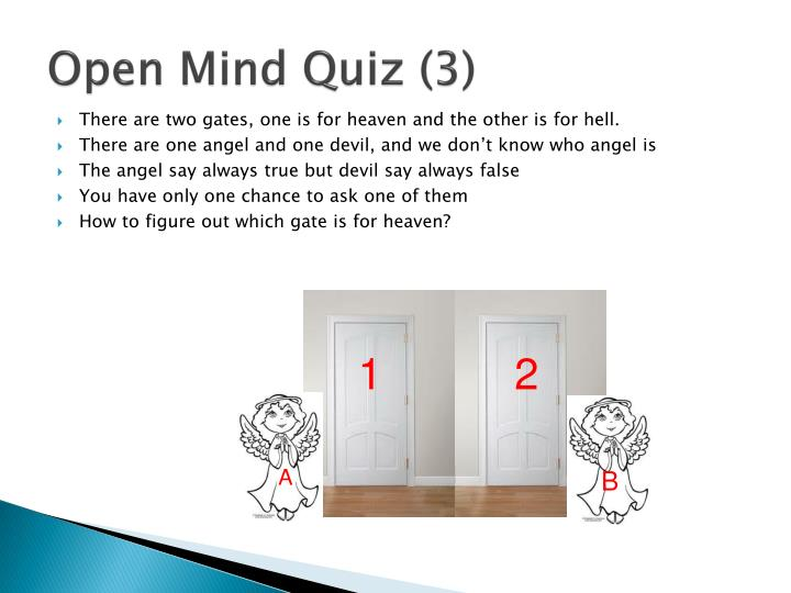 Open Mind Quiz (3)