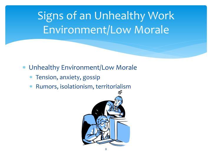 PPT - Improving Workplace Morale PowerPoint Presentation ... Raising Ph