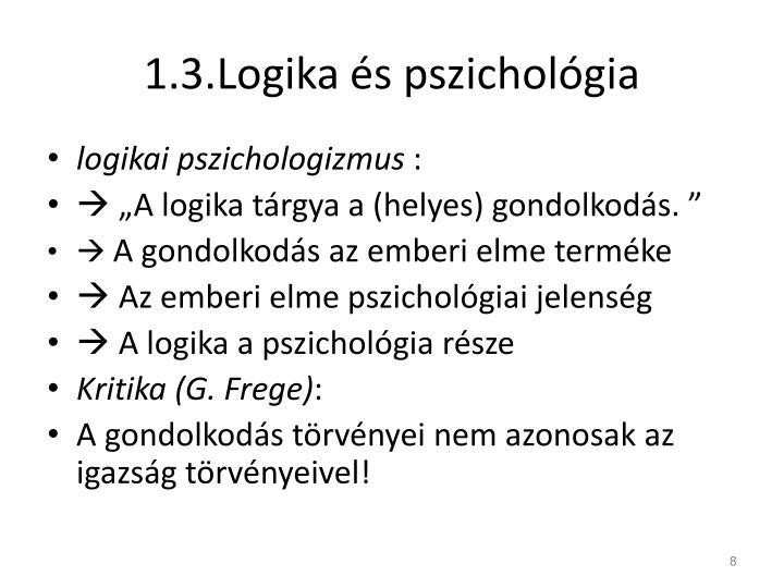 1.3.Logika