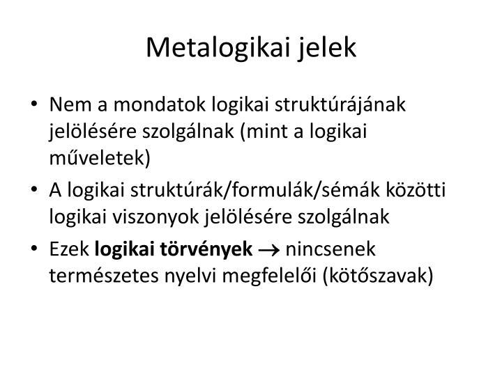 Metalogikai