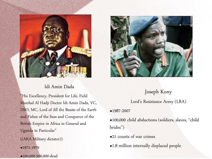 Idi Amin Dada