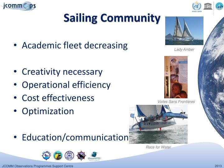 Sailing Community