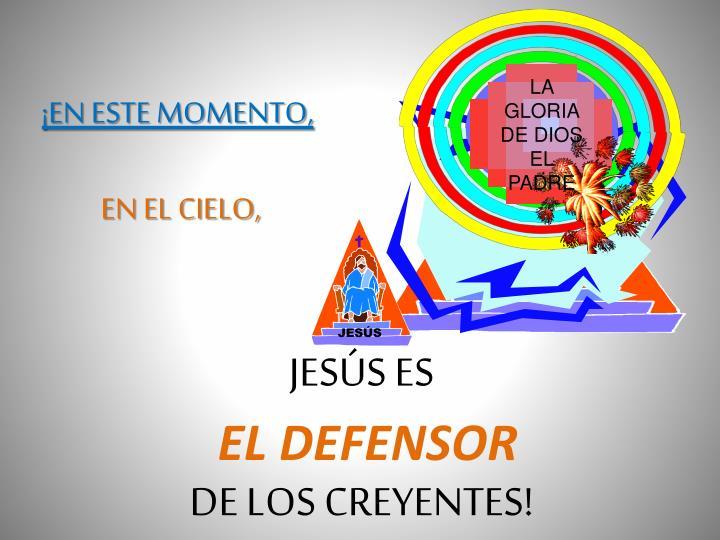 LA GLORIA DE DIOS EL PADRE