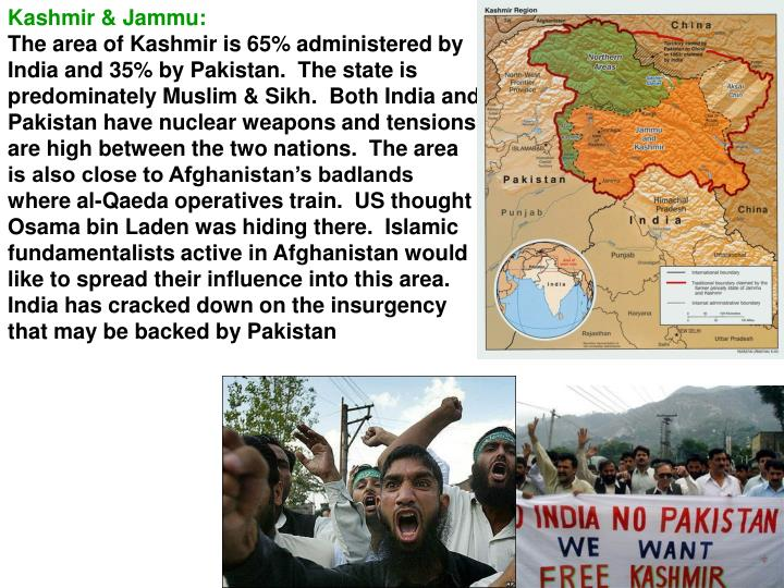 Kashmir & Jammu:
