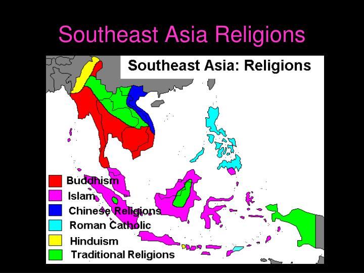 Southeast Asia Religions
