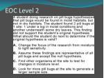 eoc level 21