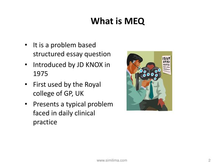 meq and essay You may also sort these by color rating or essay length your search returned over 400 essays for anemia 1 2 3 4 5 next  search term: sort by:.