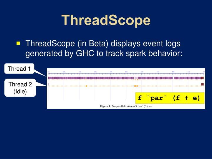 ThreadScope