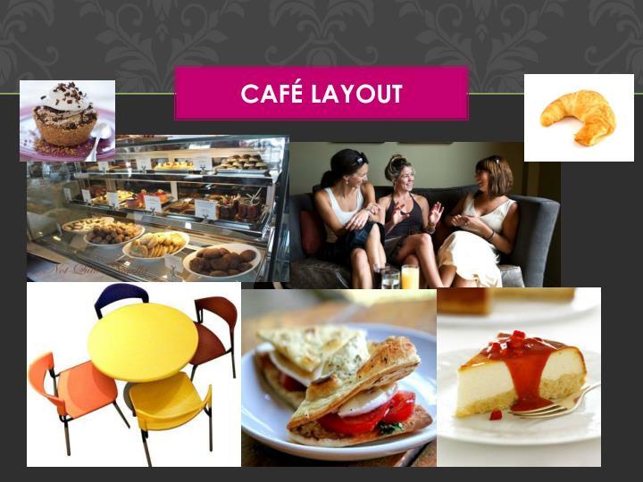 Café Layout