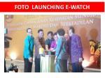 foto launching e watch