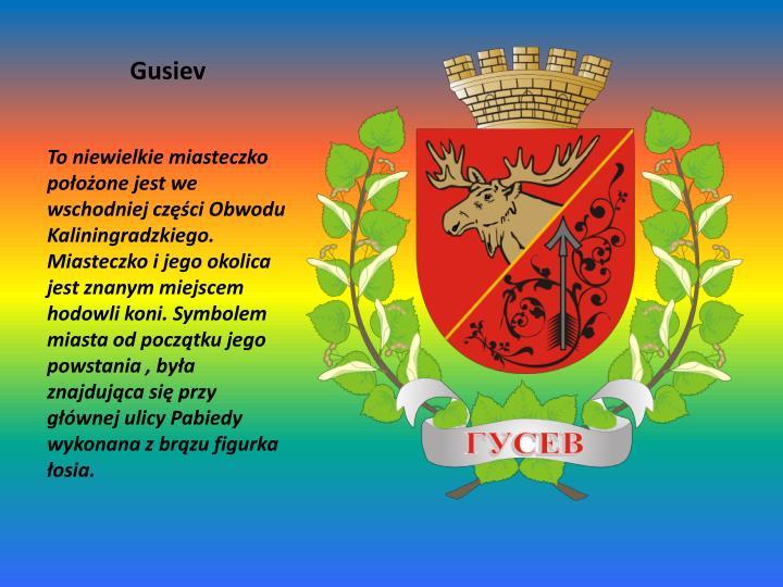 Gusiev