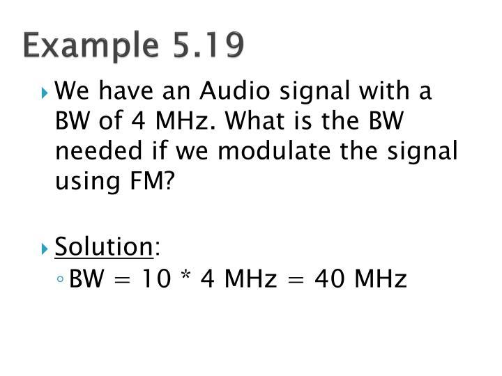 Example 5.19